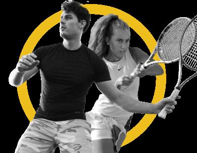 Smash Center - Acadêmia de Tênis - Jogadores