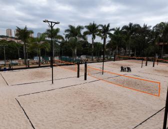 Modalidade: beach tennis